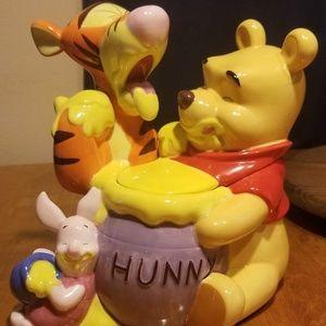Winnie the Pooh and Pals cookie jar